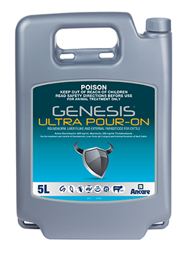 Genesis® Ultra Pour-on